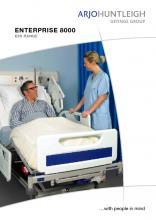Enterprise 8000X Range Bed