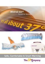 Mistral Air Plus - Forced Air Warming