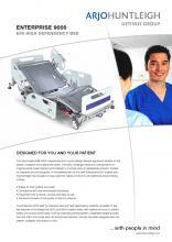 Enterprise 9000 Bed
