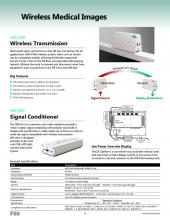 WIS1000 wireless transmitter